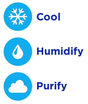 Cool Humidify Purify